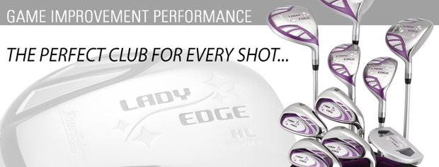 Tour Edge Ladies Edge Package Set