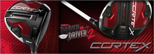 Wilson Cortex DvD2 driver