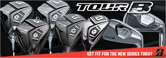 GET FIT FOR THE NEW Bridgestone TourB SERIES TODAY