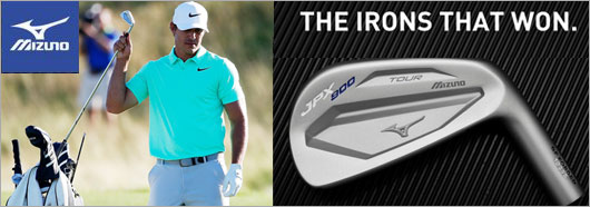 The JPX 900 Tour Irons That Won The US Open