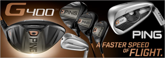 PING G400 - A Faster Speed of FLIGHT
