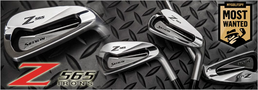 Srixon Does it Again! Z 565 Irons Named MyGolfSpy's Most Wanted