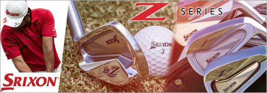 Srixon Z65 irons (965, 765,565) featuring Hideki Matsuyama