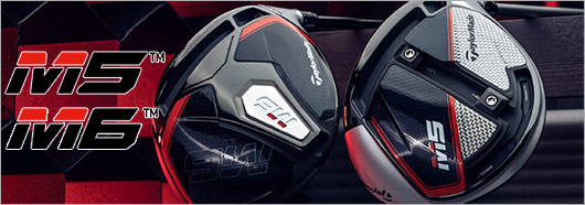 Taylormade M5/M6 Series! Pre-order now!!