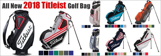Titleist 2018 Golf Bags