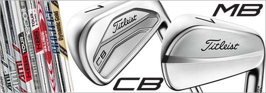 Titleist 620 Series Irons