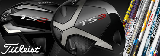 Titleist TS Driver & Fairway Wood