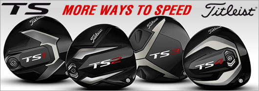 Titleist TS Series Drivers