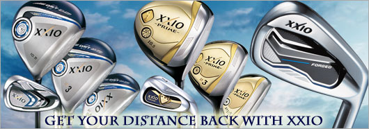 Get your distance back with XXIO