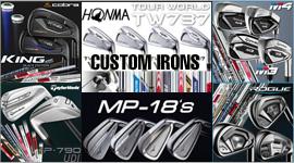 Custom Irons
