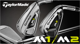 Distance + Height + Face Slots 2017 M1 & M2 Irons