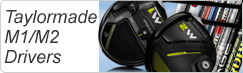 Taylormade M1/M2 drivers