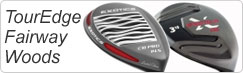 TourEdge Fairway Woods
