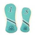 AM&E Golf Reverb Headcovers w/California Sun & Wave