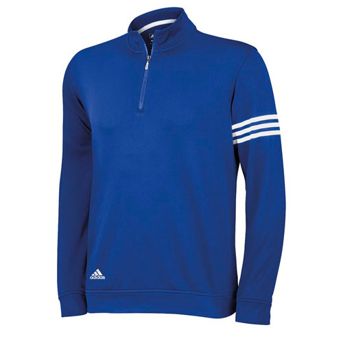 アディダスゴルフ Climacool 3 Stripes Pullovers