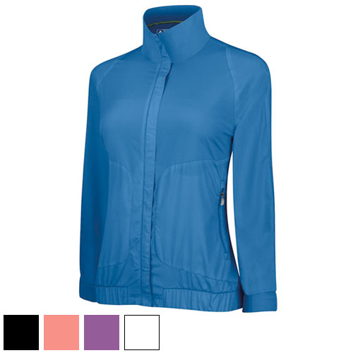 Adidas Ladies ClimaProof Wind Novelty Jackets
