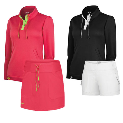 Adidas Ladies Fashion Performance Pullovers