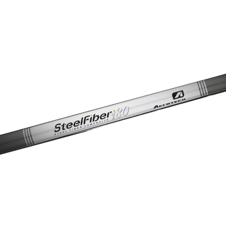 Aerotech SteelFiber i80cw Taper tip Iron Shafts