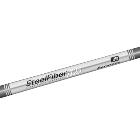 Aerotech SteelFiber i125 Parallel tip Iron Shafts