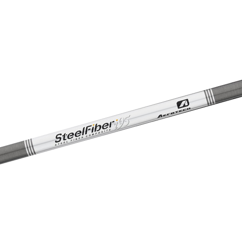 Aerotech SteelFiber i95cw Taper tip Iron Shafts