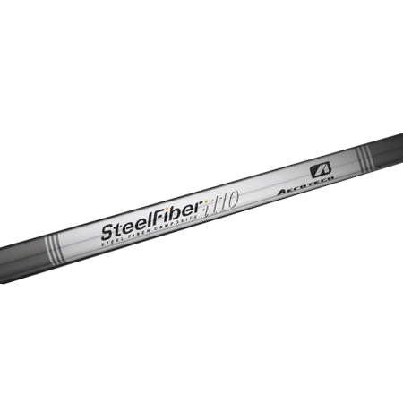 Aerotech SteelFiber i110cw Taper tip Iron Shafts