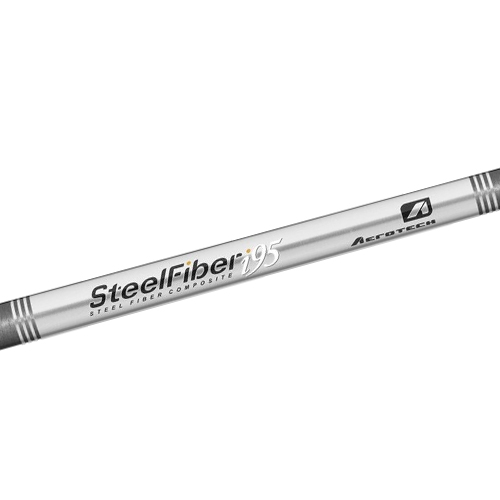 アエロテック シャフト SteelFiber i95 Parallel tip Iron Shafts
