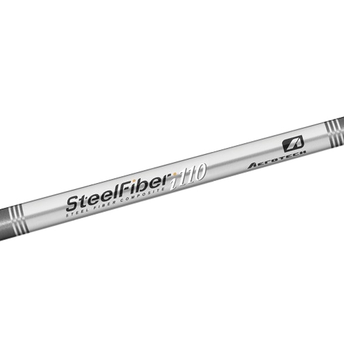 Aerotech SteelFiber i110 Parallel tip Iron Shafts