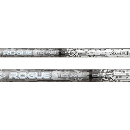 アルディラシャフト Rogue Silver 110 MSI Wood Shaft