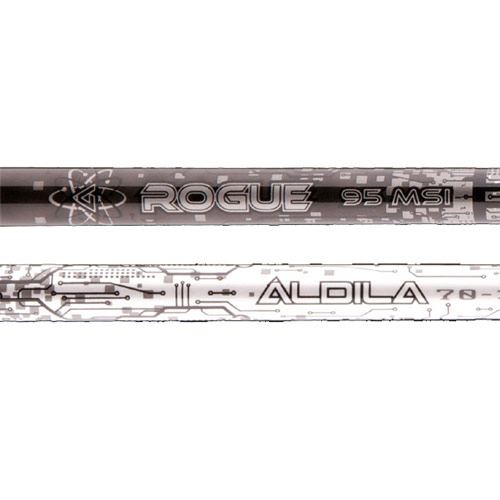 Aldila Rogue Black 95 MSI Wood Shaft