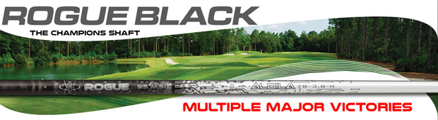 Aldila Rogue Black 95 MSI Hybrid Shaft