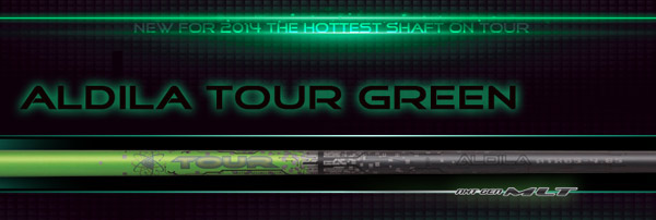 Aldila Tour Green Wood Shafts