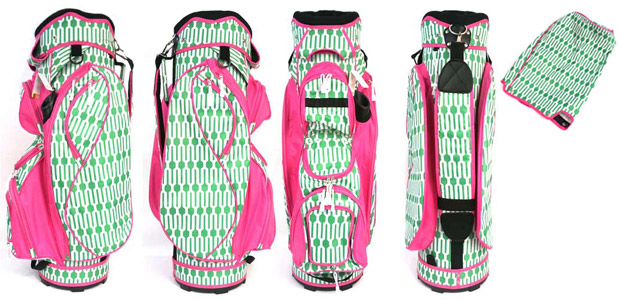 All For Color Ladies Golf Bags