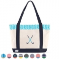 Ame & Lulu Ladies Golf Lovers Tote Bag