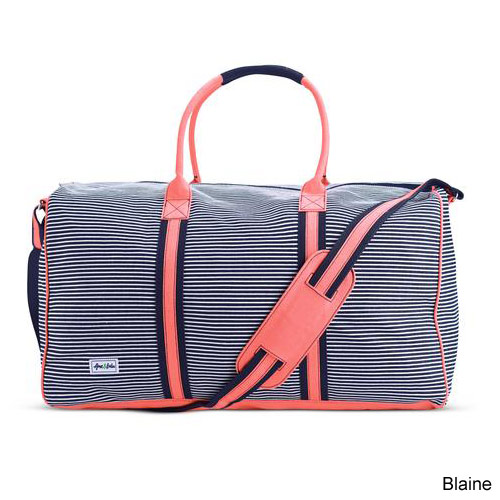 Ame & Lulu Ladies Out of Dodge Large Duffel