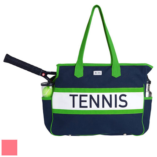 Ame & Lulu Ladies Varsity Court Bag