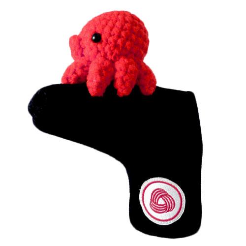 アミモノ ヘッドカバー Octopus Putter Headcovers