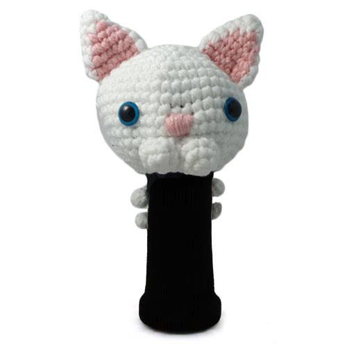 アミモノ ヘッドカバー Sphynx Cat Headcover