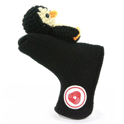 Amimono Penguin Putter Headcovers