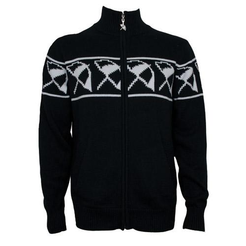 Arnie Arnold Palmer Kingdom Mock Neck Sweaters