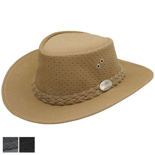 Aussie Chiller Bushie Perforated Hats