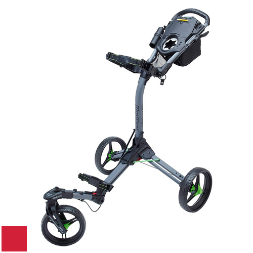 バッグボーイ Triswivel II Push Carts