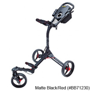 Bagboy Triswivel II Push Carts