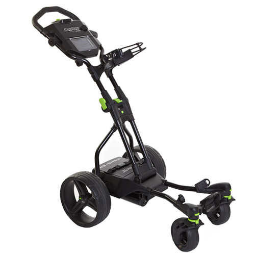 バッグボーイ Coaster Quad Electric Push Cart