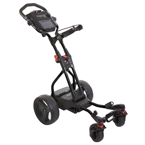 バッグボーイ Hunter Quad Electric Push Cart