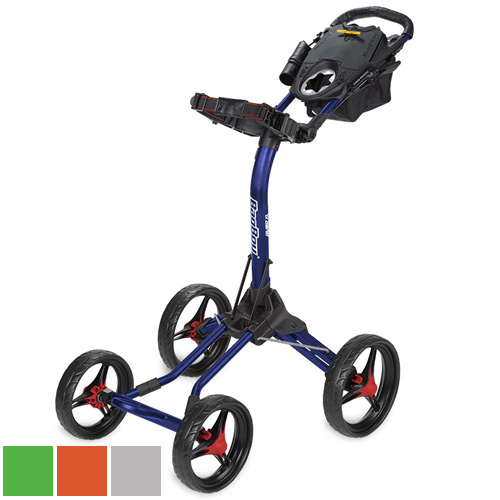 バッグボーイ QUAD XL 4 Wheel Push Cart
