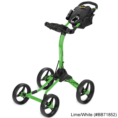 Bagboy QUAD XL 4 Wheel Push Cart