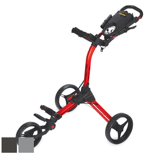 バッグボーイ Compact 3 Wheel Push Cart