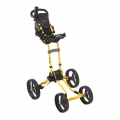 Bagboy Quad 4 Wheel Push Carts