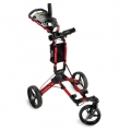 Bagboy Triswivel Push Carts