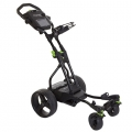 Bagboy Coaster Quad Electric Push Cart